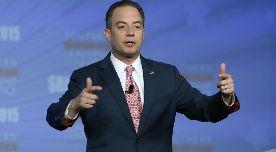 RNC Chair Suspends Presidential Debate Partnership With NBC